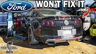 Video FORD WON'T FIX MY GT500 SUPER SNAKE... They Said Call Shelby MP3, 3GP, MP4, WEBM, AVI, FLV Juni 2019