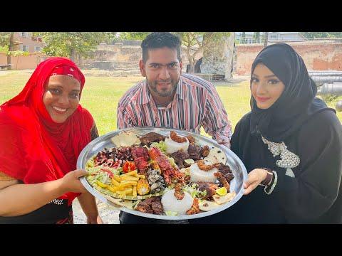 Utamu wa Pwani EP 6 | Chef Ali Mandhry | Dija L'artiste | Isuzu mu-X | SeaFood platter