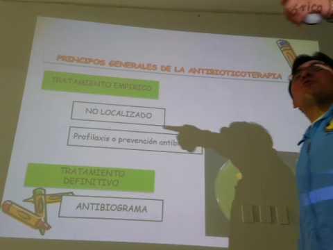 FARMACOLOGÍA-SULFONAMIDAS,COTRIMOXAZOL,QUINOLONAS Y NITROFURANOS-DR BECERRA