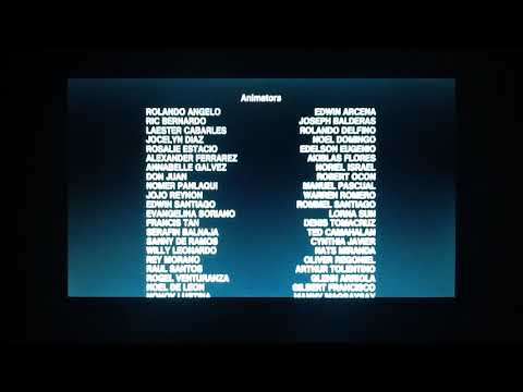 ATLANTIS:MILO'S RETURN(2003) END CREDITS.