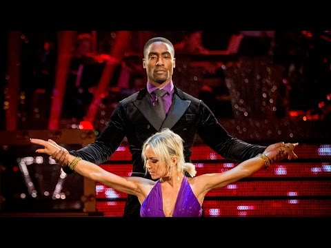 Simon Webbe & Kristina Argentine Tango to 'El Tango De Roxanne'- Strictly Come Dancing: 2014 – BBC