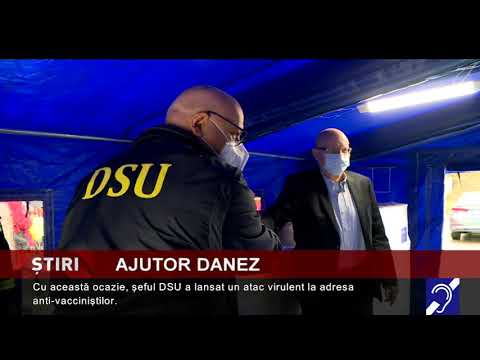 Ajutor danez, pentru România