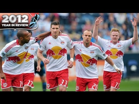 All the NY Red Bulls 2012 Goals
