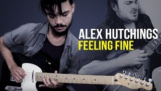 Aprenda Feeling Fine de Alex Hutchings com Jason Araújo