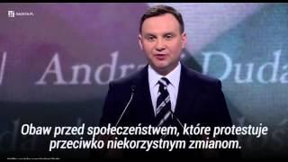 Obraz zakłamania – Kim i jaki miał być Andrzej Duda?