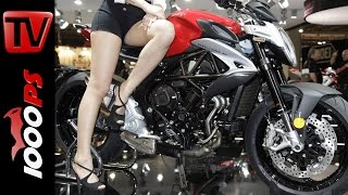 8. MV Agusta Brutale 800 2016 - Price, Availability, Specs