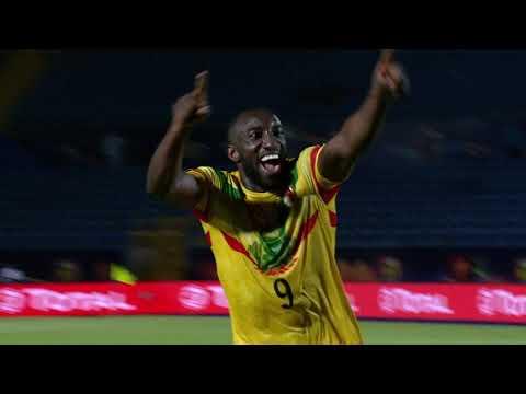 ملخص مباراة موريتانيا ومالي في كأس الأمم الإفريقية