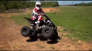4. Coolster 125cc RacerPro 4 Wheeler Quad   C-ATV-3125C