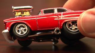CGR Garage - '55 CHEVY Muscle Machines Review