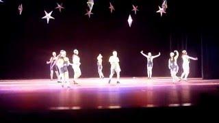 Apresentação Minions - Bolsistas - Atelie da Dança - 2015