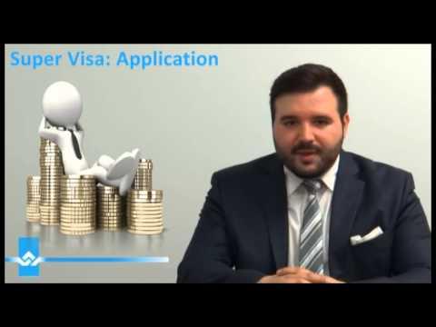 Super Visa Application for Parents or Grandparents Video