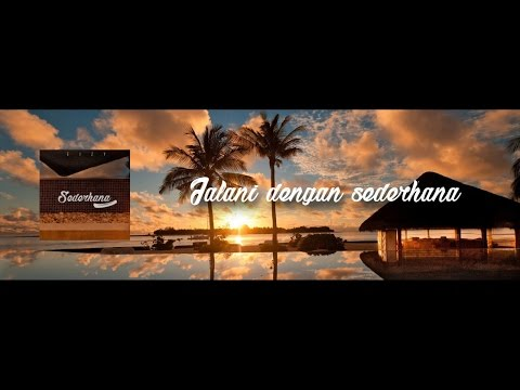 "Eizy - ""SEDERHANA"" ( Lyric Video )"