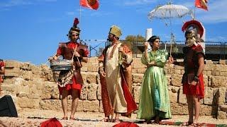 Caesarea Israel  City new picture : Caesarea Maritima Israel 2015