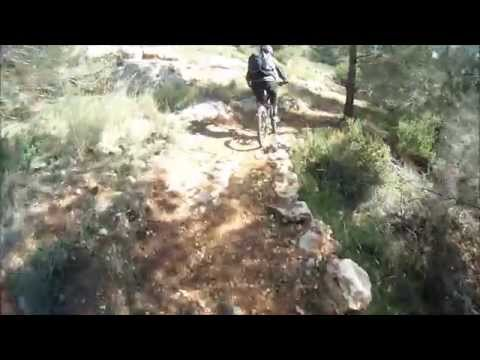Another Terrain Cycling Video Clip