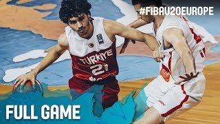 Watch live Montenegro v Turkey at the FIBA U20 European Championship 2017. ▻▻ Subscribe: http://fiba.com/subYT Click here...