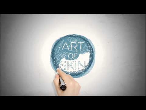 Art of Skin MD Logo Drawing