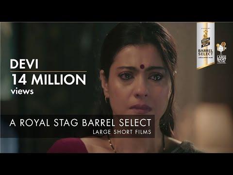 Devi | Kajol | Royal Stag Barrel Select Large Short Films