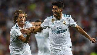 Com Gol de Asensio e Benzema! Real Madrid vence Barcelona pela Super Copa da Europa.