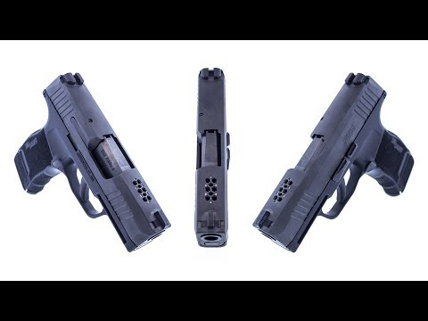 <h3>Laser Cutting Firearms | Custom Laser Cut Gun Slide</h3><p>In this video we demonstrate custom laser cutting into a stainless steel gun slide achieving an incredible result using our proprietary StarFX software.</p><div> </div>
