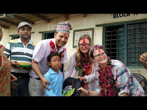 (Kiwanis Club of Lumbini Nepal / Serve People Nepal by Deepak Bhadari - Duration: 4 minutes, 49 seconds.)