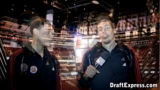 Brandon Ashley & Grant Jerrett - The Arizona Connection - 2012 McDonald's All American Game