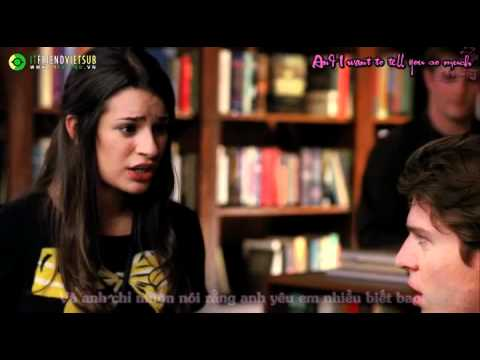 Glee S01E14 HELL O ViETSuB TH 1 (видео)