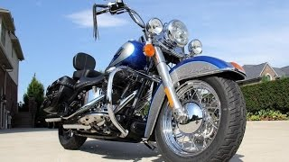 6. 2009 Harley Davidson Softail For Sale
