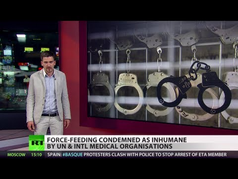 gitmo - Force-feeding is one of the issues most concerning detainees' lawyers. So RT decided to explore why exactly this procedure is causing outrage among human rig...