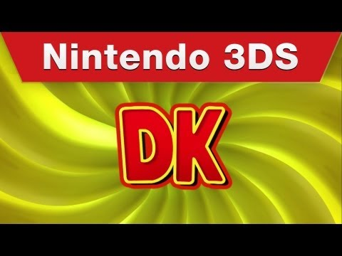 Donkey Kong Country Returns 3D #2
