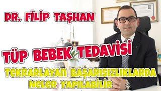 Op.Dr. Filip Taşhan - Tekrarlayan Tüp Bebek Başarısızlıklarında Neler Yapılabilir