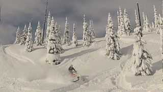 Valemount (BC) Canada  city photo : Valemount Snowmobiling: Deep Days
