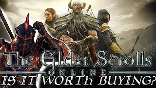 Is Elder Scrolls Online Worth Buying? (Elder Scrolls Online Review for PC, PS4, and Xbox One)
