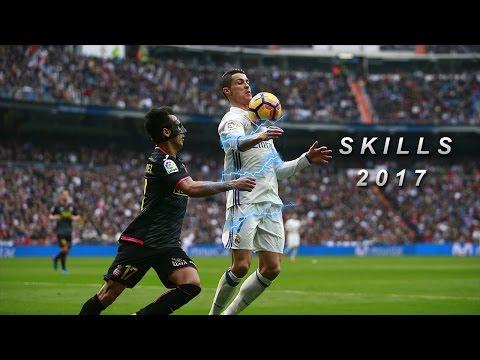 Cristiano Ronaldo ● Crazy Skills 2017 ● HD