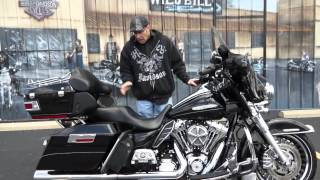 5. 2011 Harley-Davidson Ultra Classic Limited