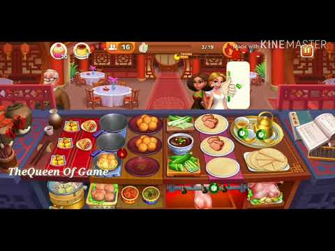 Level 511- 530 Cooking Madness : A Chef's Restaurant Games (3 Stars Level Only (Hard))