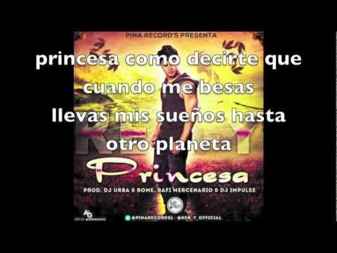 ken-y princesa original video HD con letra