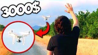 """Os traigo un vlog random donde pruebo mi nuevo drone de 3000$. ¿Sobrevivirá a mi primer vuelo?JUEGOS BARATOS cod """"APIO"""": https://www.g2a.com/r/apixelados•Twitter: https://twitter.com/apixelados•Instagram: https://www.instagram.com/apixelados_/•Facebook: https://facebook.com/apixeladosLorena: https://www.youtube.com/channel/UCdgXnT6VMElETbV9czxX_ng►Descuentos del canal: •Juegos baratos """"APIO"""": https://www.g2a.com/r/apixelados•MINECRAFT: https://www.g2a.com/r/minecraftparavosotros►Vídeos:•Especial 500000 suscriptores: https://goo.gl/gAMFsC•Especial 300000 suscriptores: https://goo.gl/brt1wj•Survimods: https://goo.gl/K1m5Lp•Surviland 3: https://goo.gl/YV4YNZ•Minecraft PE texture pack: https://goo.gl/P1XlEj•Texture pack Apixelados: https://goo.gl/0A7D9Z¡¡¡¡Si os gusta el vídeo, dar a LIKE, compartid y suscribiros!!!!Vexento:https://soundcloud.com/vexentoTobu: https://www.youtube.com/user/tobuofficialOutro:https://www.youtube.com/user/D1ofAquavibehttp://www.d1ofaquavibe.com/music"""