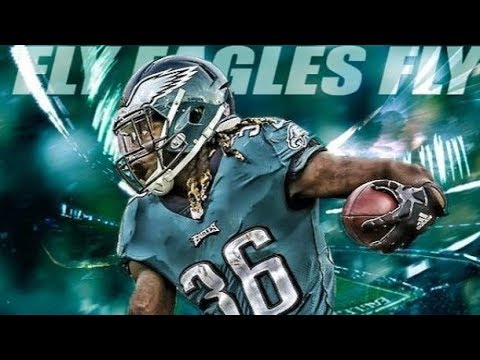 Jay Ajayi |SUPER BOWL CHAMPION|2018 Highlight (видео)