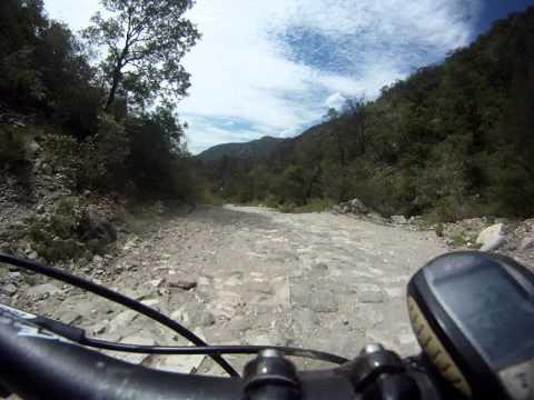 Bajada al Río Pinto