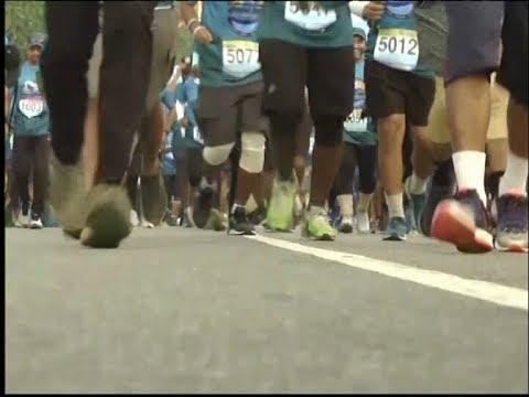 দেশি-বিদেশি প্রতিযোগীদের অংশগ্রহনে কক্সবাজারে শুরু হয়েছে আল্ট্রা-ম্যারাথন | ETV News