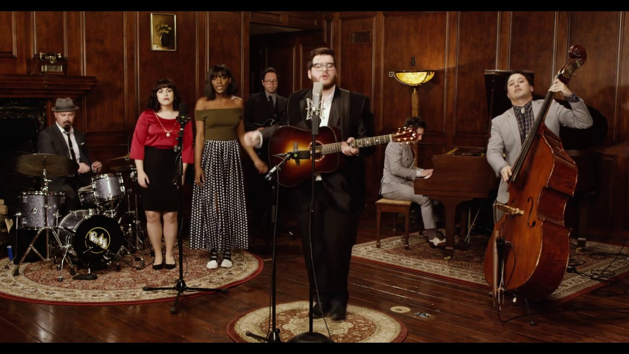 Sledgehammer – Vintage '50s Rhythm & Blues Cover ft. Noah Guthrie