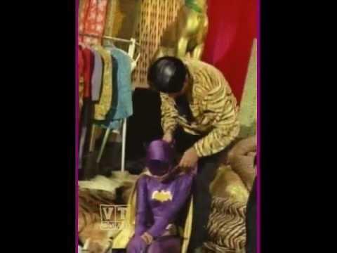 Gagging Batgirl