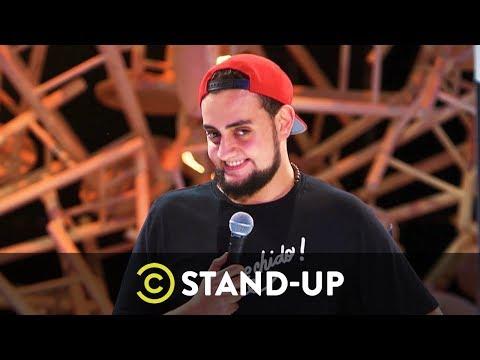 Ibrahim Salem   Stand Up   Comedy Central México