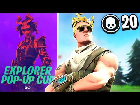 20 Kills in the Solo Pop-Up Cup - Thời lượng: 16 phút.