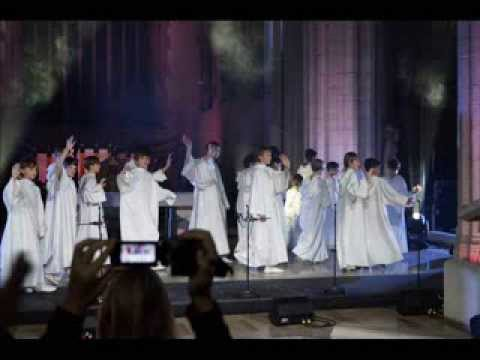 Libera at St. Georges 28.11.2013 (видео)