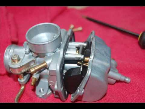 how to clean and adjust your 4 stroke carb pitbike