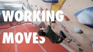 Working moves || Boulder of the week EP. 5 by Arch Climbing