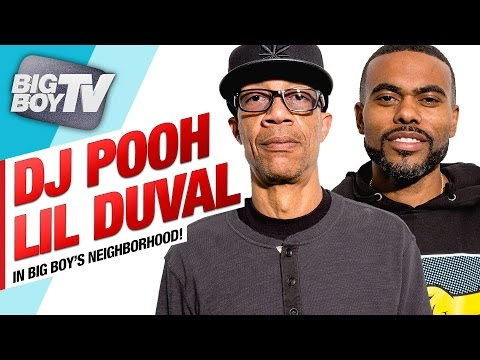 DJ Pooh & Lil Duval on Their New Film, Grow House| BigBoyTV