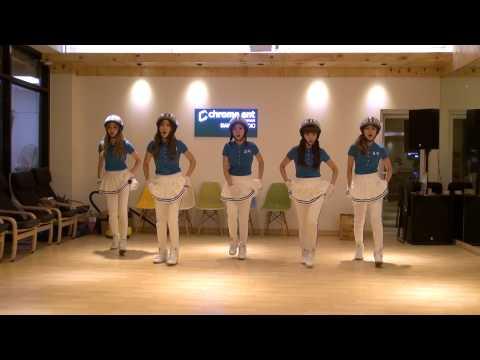 搞怪可愛的韓國女團體!「Crayon Pop」!