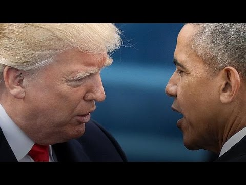 Τραμπ: «Ο Ομπάμα υπέκλεψε τηλεφωνικές συνομιλίες μου»